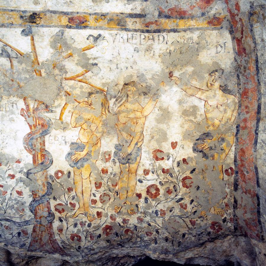 Cripta del Peccato Originale - Matera